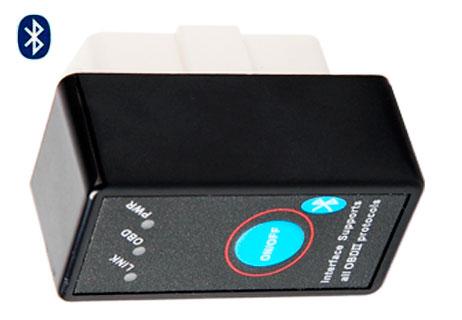 ELM327 v1.5 Bluetooth mini Универсальный адаптер с кнопкой ON/OFF