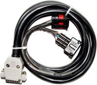 кабель для тестирования регуляторов холостого хода ВАЗ и ГАЗ