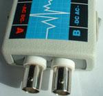 DISCO USB осциллограф (разборные щупы) .